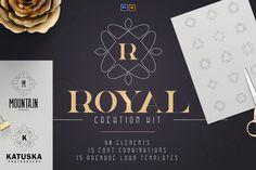 Royal Creation Kit - 100  elements
