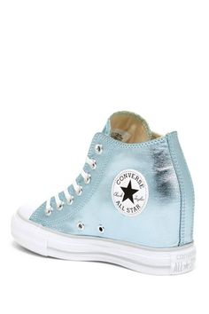 a2794b26c2a8e0 Chuck Taylor All Star Lux Mid Wedge Sneaker (Women) by Converse on   nordstrom rack