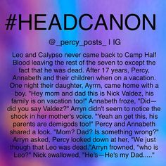 - {My edit give credit} - -  okay so this is another random #Headcanon I thought of! If you repost please give credit  -  All of myheadcanons are here ➡️ #Percypostsheadcanons please don't uses this hashtag -  I cannot tag anyone anymore because we had way too many I'm so sorry I hope you can understand. but you can check our account to see if we posted. I will post something a couple hours later saying I posted some headcanons just in case you missed
