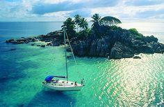 #Seychelles. Piece of art ... #YachtcharterIndischerOzean #YachtcharterSeychellen