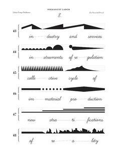 Modular Music Notation - lines