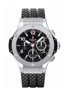 Big Bang Steel 44mm Chronograph watch from Hublot