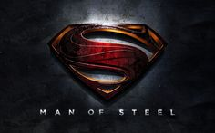 The reinvigorated Superman (Man of Steel) Glyph has a more contemporary feel than it's predecessors with a somewhat distressed and grunge texture added to it's surface.