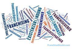 Die wichtigsten Begriffe aus dem #Franchising. Mehr Informationen finden Sie auf www.franchisedirekt.com