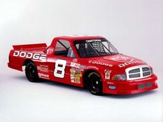 Dodge Ram NASCAR Craftsman Truck Series 2002 poster, #poster, #mousepad, #Dodge #printcarposter