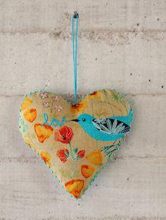 Heart by Geninne Zlatkis