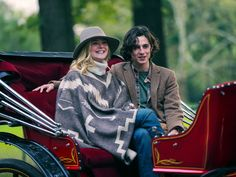 Timothee Chalamet Photos - Elle Fanning and Timothee Chalamet are seen on the movie set of the 'Untitled Woody Allen Project'. - Elle Fanning at the 'Untitled Woody Allen Project' Elle Fanning, New York Movie, Project S, Mary Elizabeth Winstead, Teresa Palmer, Woody Allen, Rachel Weisz, Penelope Cruz, Eva Green