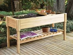 building an elevated garden bed diy elevated planter box elevated cedar planter box elevated garden beds on legs ...