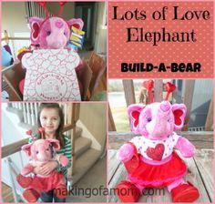 Build-a-Bear-Valentines #buildabear