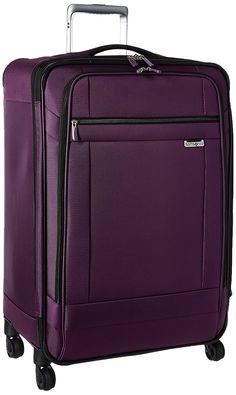 b33ef8d15029 Samsonite Solyte Softside Spinner 25 Exp     Visit the image link more  details. Travel Bags · Luggage