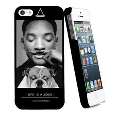 Coque de protection Eleven Paris Willy Smith iPhone 5 - Coquediscount