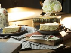 Get Mom's Cream Cheese Pie Recipe from Cooking Channel