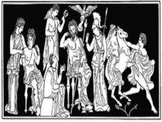 Η ΛΙΣΤΑ ΜΟΥ: Τα ονόματα των Αθανάτων του Ολύμπου έχουν συμβολικ...