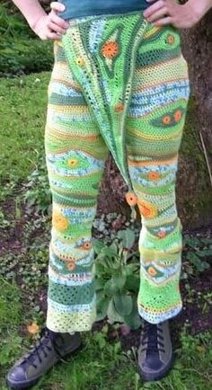 Elf Pants (Fashion Fails) - Just because you can make it, doesn't mean you should.