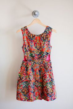 Embellished Cut Out Dress: If you're feeling bold. I say wear this dress lol