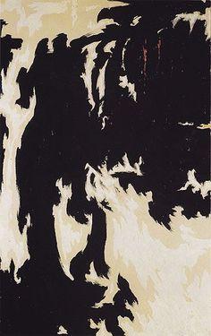 Clyfford Still: PH 446 (1947).   Post-War and Contemporary Art and Artists   Pinterest