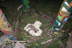 Land Art, Hiking Boots, Naturaleza
