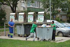 Colectarea pe trei fracții devine regulă în Oradea - BIHON Jukebox