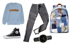 """""""Untitled #11"""" by ismirahmadiani on Polyvore featuring Ralph Lauren, ROSEFIELD, Converse and Marc Jacobs"""