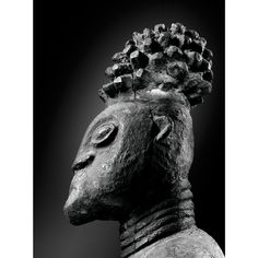 Statue, Ocean Art, Tribal Art, African Art, Impressionist, Pots, Lion Sculpture, Clay, King