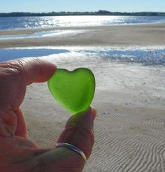 My Heart is on PEI - Sea Glass: I found this Seaglass heart on Souris Beach PEI Canada and its on display in my shop PEI SEAGLASS 100 main street Souris.   Everyone wants this beautiful
