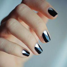Nail Art para mujeres elegantes.