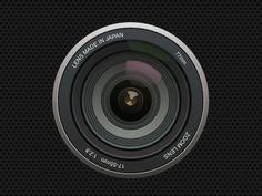 Lens for random use