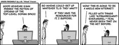 Tech comics