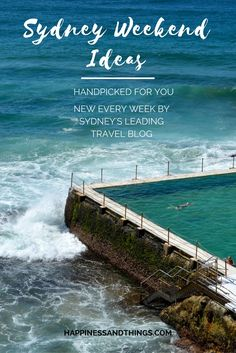 Sydney weekend ideas - the best things to do in Sydney, hand picked by Sydney's favourite Travel Blog each week. Events, festivals, shows, exhibitions. Plus: What do Sydneysiders do on the weekend? And: Sydney events by month - these are the top Sydney events.
