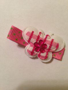 One Dollar Butterfly Hair Clippie/ non slip by mycutesies on Etsy, $1.00