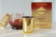 Luxuscreme von L'Occitane mit praktischem Refill.