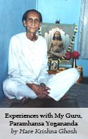 Experiences With My Guru, Paramhansa #Yogananda |  By Hare Krishna Ghosh . | Click on photo to read entire book online.