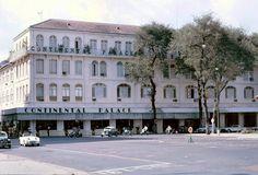 Hotel Continental Palace, Saigon