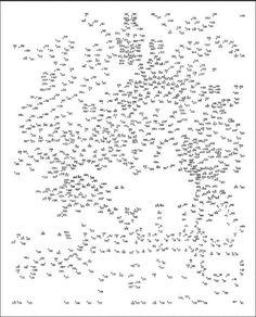 Hard Dot To Dots - 7 Abc Centers, Chytré Nápady, Ruční Výroba