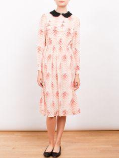 So pretty. Rachel Antonoff Sid Fern Dress from Frances May.