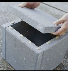 Create planters out of my extra pavers