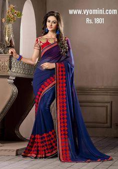 #VYOMINI - #FashionForTheBeautifulIndianGirl #MakeInIndia #OnlineShopping #Discounts #Women #Style #EthnicWear #OOTD #Onlinestore  ☎+91-9810188757 / +91-9811438585...#SonamKapoor