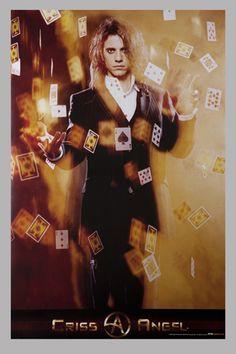 Criss Angel Poster
