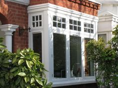 Edwardian windows travels with my aunt pinterest for 1930s bay window construction