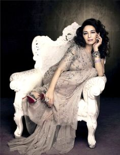 Love her shoes. #Madhuri #Bollywood