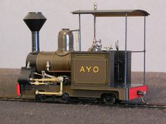 7/8th model railroad | Narrow gauge and miscellaneous