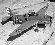 1942 ... TBF Avenger (US)