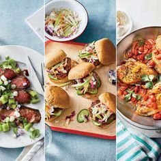 Sunday Strategist: A Week of Healthy Dinners - June 19 - June 23