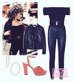 Halloween costume grease pinterest diy halloween halloween tell me about it stud are you naughty or nice sandy grease outfitsgrease costumesgrease solutioingenieria Images