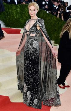 Nicole Kidman at the Met Gala