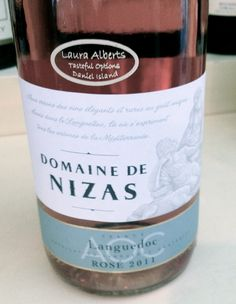 Domaine De Nizas Rose 2011-A lush & lively wine with an appealing soft rose color & violet hints. Intense aromas of delicate peony, raspberry, clementine, & violet candy notes. Palate is smooth, round & well-balanced.