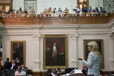 The Morning After for Texas Democrats by Joshua Blank and Jim Henson July 12, 2013