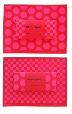 screen printed paper to wrap chocolate bars with personalized name tag wraps #valentine