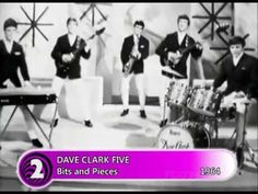 Dave Clark Five - Bits and Pieces (Live on TOTP 1964)
