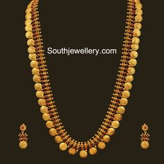 Top kasulaperu necklace designs in Gold Indian Jewellery Design, Indian Jewelry, Jewelry Design, Kerala Jewellery, Temple Jewellery, Gold Earrings Designs, Necklace Designs, Gold Designs, Design Page